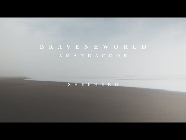 Shepherd (Official Lyric Video) - Amanda Cook | Brave New World