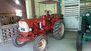 Antique Harsa T 25 tractor full feature & specification