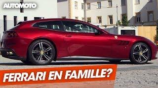 Ferrari GTC4 Lusso : la familiale ultime ?