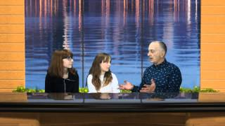 Sir Tony Robinson interview