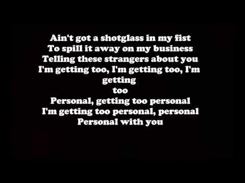 Jessie J - Personal Lyrics Video