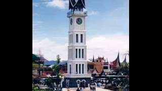 History Clock Tower BUKITTINGGI WEST SUMATRA