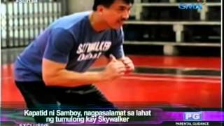 Startalk: Ang latest update kay Skywalker, Samboy Lim. exclusive!