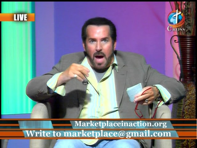 Market place in Action Dr. Ken Smith and Anthony Salerno 11-27-2017