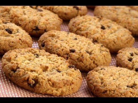 Como hacer galletas de avena facil y rapido youtube for Cocina facil y rapido de preparar