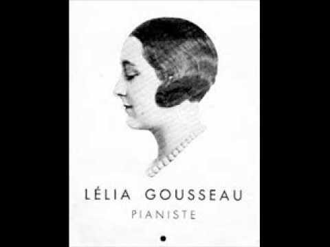 """Lélia Gousseau plays Liszt """"La campanella"""""""