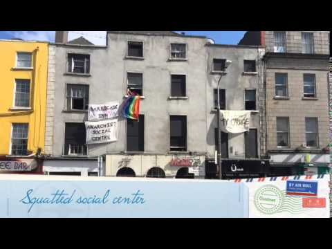 The Barricade Inn - squatted social centre in Dublin