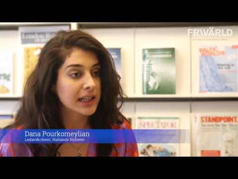 Röster om Utrikesakademin I: Varför sökte du till Utrikesakademin?