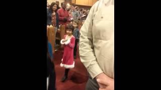 Christmas program 2014 part 1