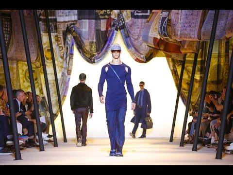 Versace | Spring Summer 2016 Full Fashion Show | Menswear