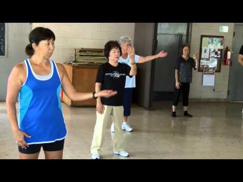 Apply Yang Style Tai Chi Movements everydaytaichi lucy chun Honolulu, Hawaii