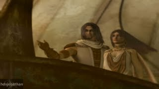 Prince Of Persia 3 - The Two Thrones Walkthrough - Part 1 - With all life upgrades
