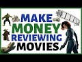 How To Make Money Reviewing Movies