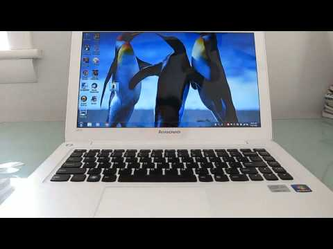 Lenovo IdeaPad U310 ultrabook review