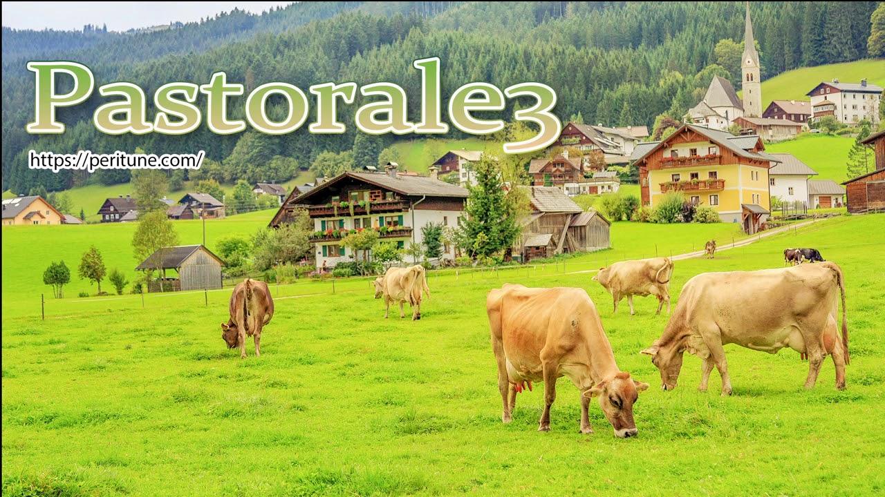 【無料フリーBGM】にぎやかなケルト曲「Pastorale3」