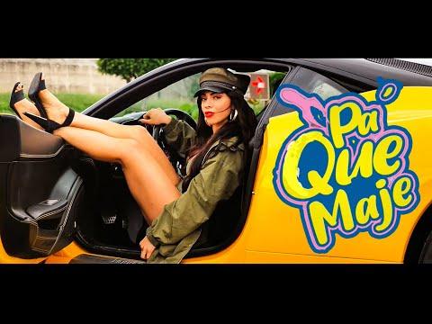 Смотреть клип La Materialista - Pa' Que Maje