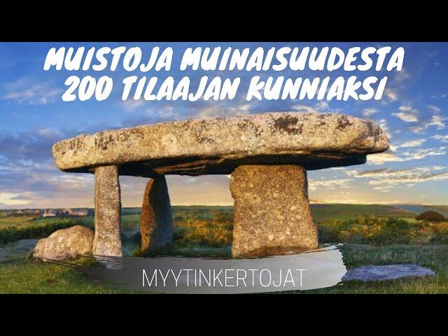 Muistoja muinaisuudesta - 200 tilaajan kunniaksi