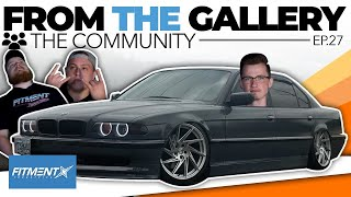 The Craziest Static Cars From Our Gallery   From The Gallery EP.27   The Community