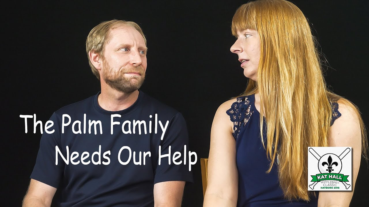Two Children Stricken with Duchenne Muscular Dystrophy The Palm Family Needs Our Help