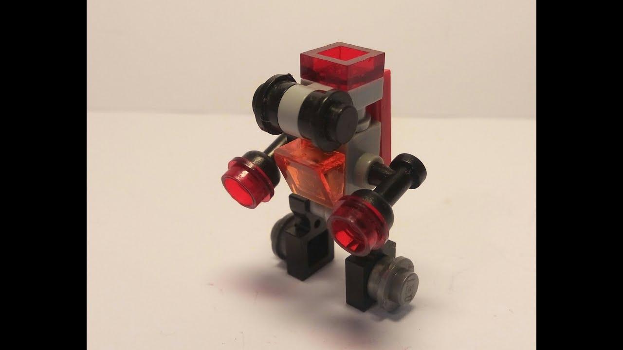 Как сделать из лего мини трансформера видео фото 596