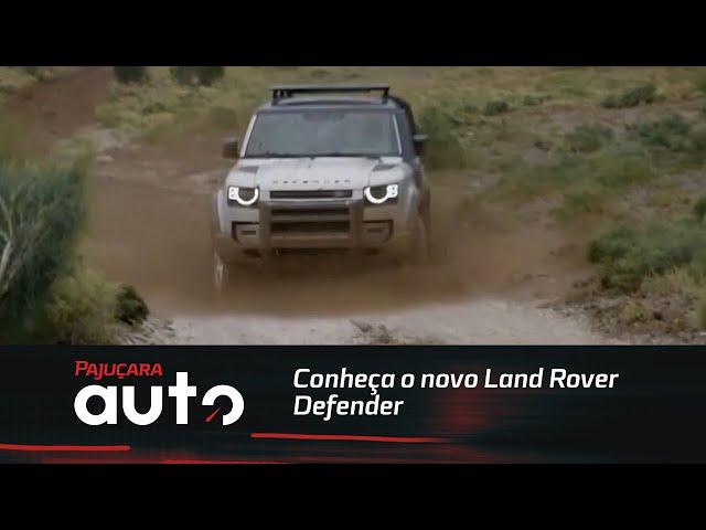 Conheça o novo Land Rover Defender