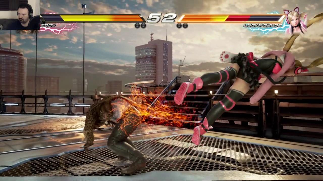 Tekken 7 Character Episode Playthroughs Eddy Gordo Youtube