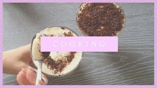VLOG and COOKING / Сметанное желе с бананами / Часть 2