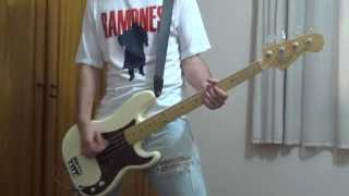 PLEASANT DREAMS 01-We Want the Airwaves - Ramones Bass Cover