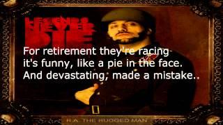 R.A. The Rugged Man - Definition Of A Rap Flow (Lyrics) ᴴᴰ