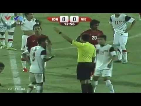 KUNG FU FOOTBALL U19 PEPE TEAM(INDONESIA)- U19 VIETNAM Travel Video