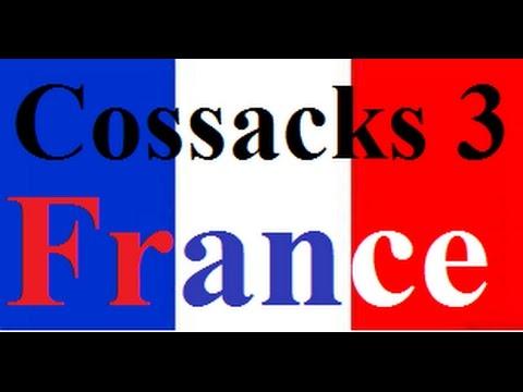 Cossacks 3 Nations Rundown: France (Medium Aggresion)
