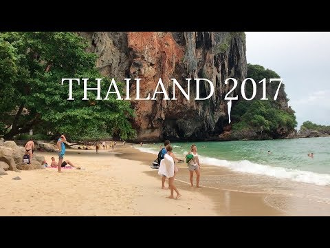 THAILAND TRAVEL VLOG 2017 !