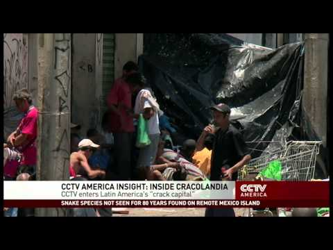 "Inside Latin America's ""Crack Capital"""
