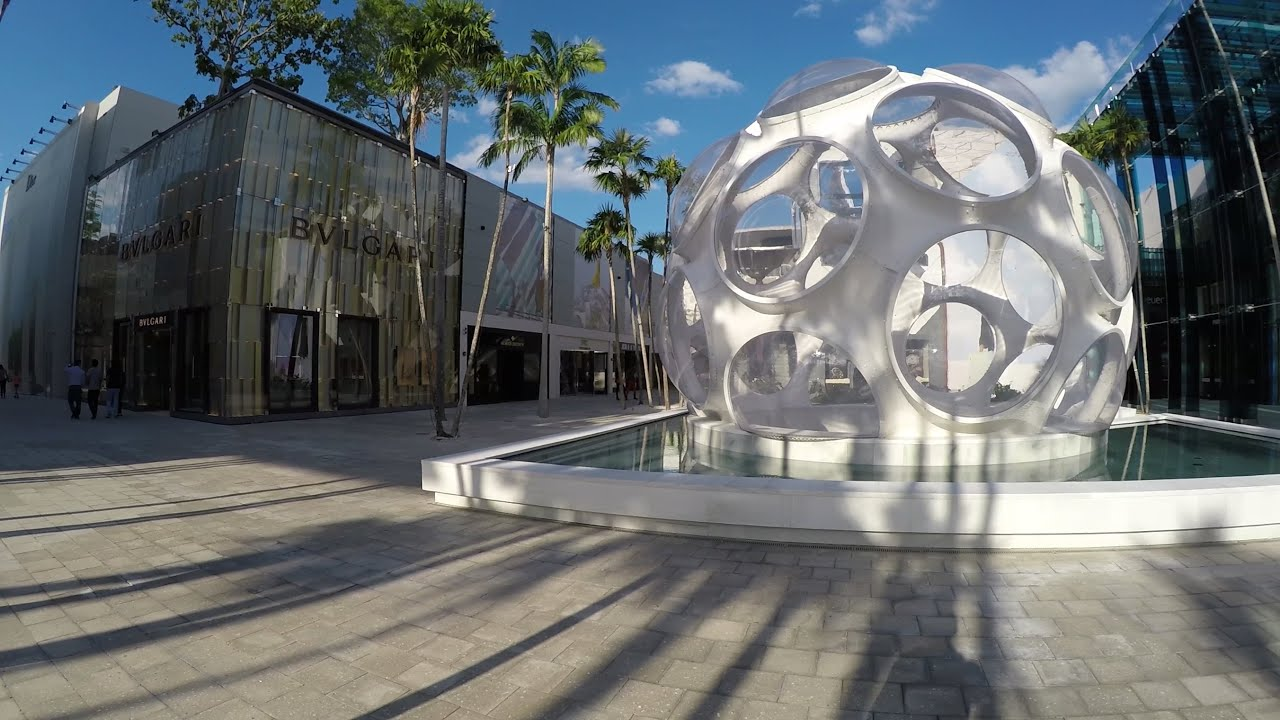 A tour of the miami design district youtube for Design district