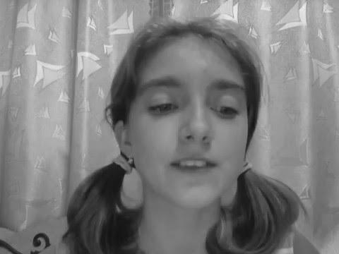 Моё первое видео: Песня Здравствуй, Родина моя милая