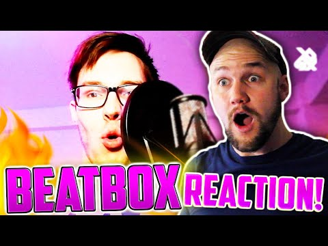 THIS IS ILLEGAL! IMPROVER  Russian Beatbox Champion REACTION!