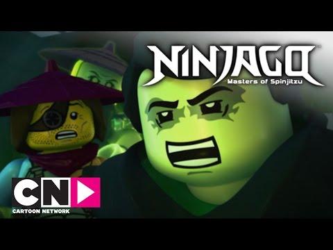 Ниндзяго   Кривая дорожка (серия целиком - 3/4)   Cartoon Network
