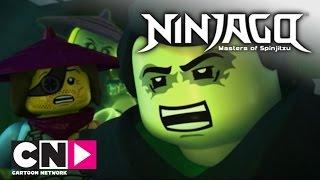Ниндзяго | Кривая дорожка (эпизод целиком - 3/4) | Cartoon Network