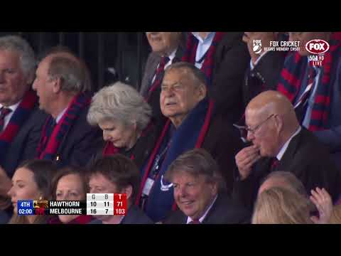 Hawthorn vs. Melbourne: Final Six Minutes (Triple M Commentary) - Semi Final, 2018