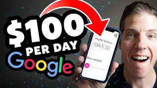 EARN $100 PER DAY FROM GOOGLE (NO WEBSITE)