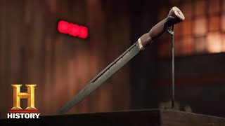 Forged in Fire: The Scottish Dirk Challenge (Season 5, Episode 10)   History