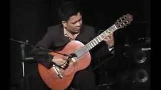 Synchrony - Romance De Amor Guitar Solo
