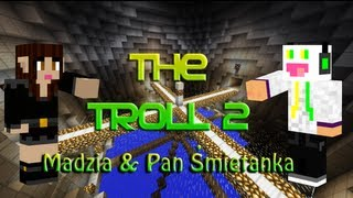 minecraft escape pan śmietanka madzia escape the t r o l l 2