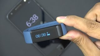topone i5 plus fitness tracker review budget price 25 works great