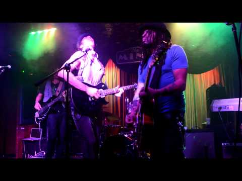 """Lantz Lazwell and The Vibe Tribe w Eric McFadden @ Cirque Du Rawk (@ The Mint); song - """"Water Below"""""""