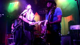 Lantz Lazwell and The Vibe Tribe w Eric McFadden @ Cirque Du Rawk (@ The Mint); song -