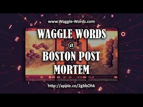 Waggle Words Boston Post Mortem 2017