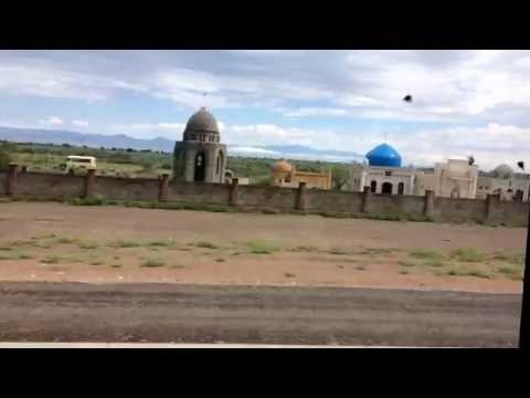 Road Trip from Almaty, Kazakhstan to Sharyn Canyon (part 1)