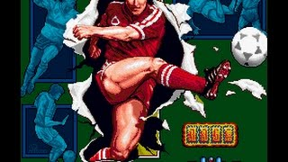 STRIKER (INTRO - GAMEPLAY - SNES - SUPER FAMICOM - 1993) ★ ワールドサッカー (SFC) World Soccer