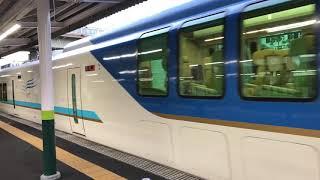近鉄50000系SV01編成 西大寺車庫送り込み回送